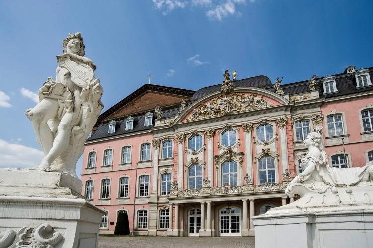 Außenansicht Kurfürstliches Palais