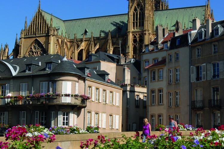 Metz, Frankreich