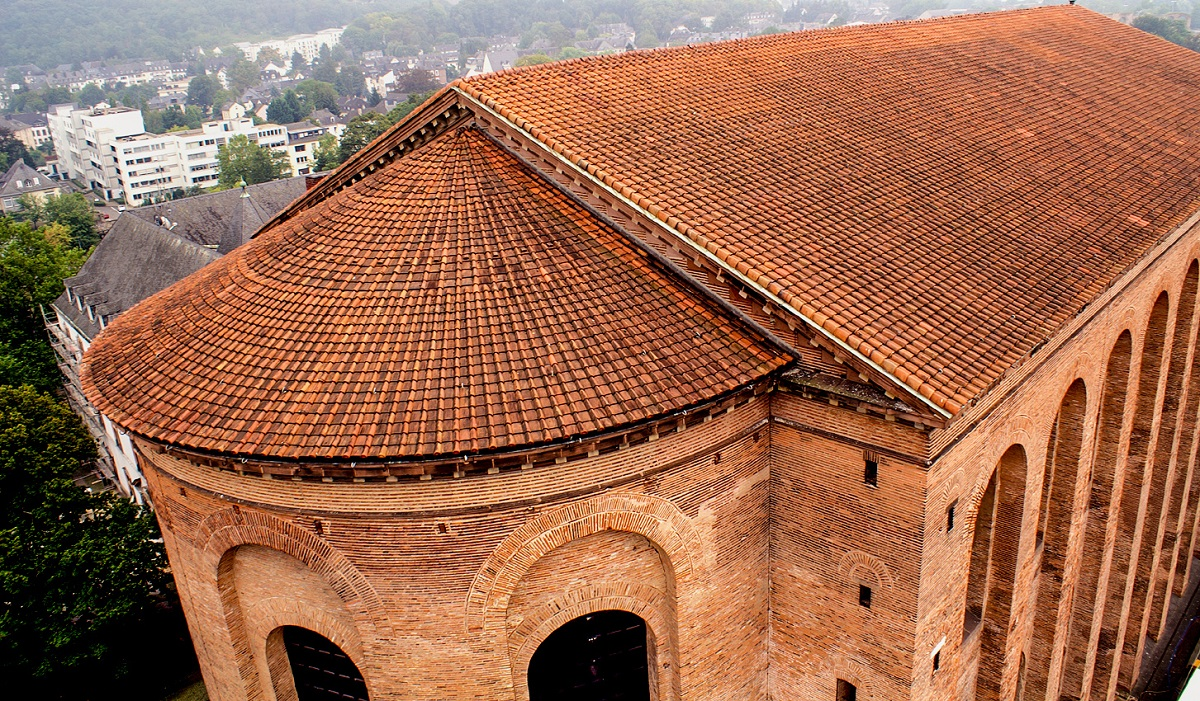 Basilika - Aula Palatina