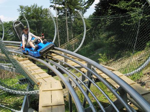 Klettersteig Riol : Tourist information trier: sommerrodeln