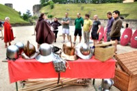 Gladiator School in Trier