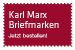 Karl Marx Briefmarken
