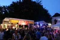 Trier Wine Festival in Olewig