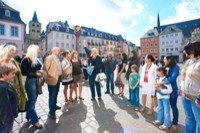City walking tours in English