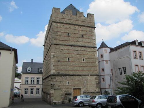 frankenturm in trier mit - photo #4