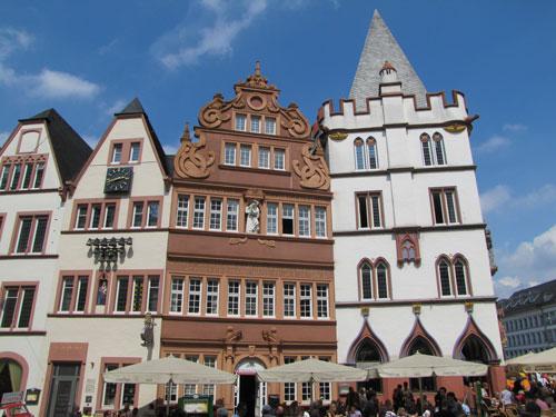 TouristInformation Trier Sights in Trier