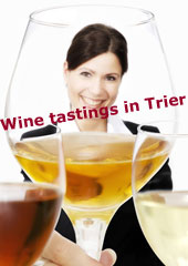 Wine tastings in Trier