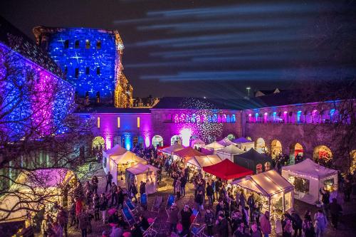 Weihnachtsmarkt In Trier.Tourist Information Trier Weihnachtsmärkte In Trier